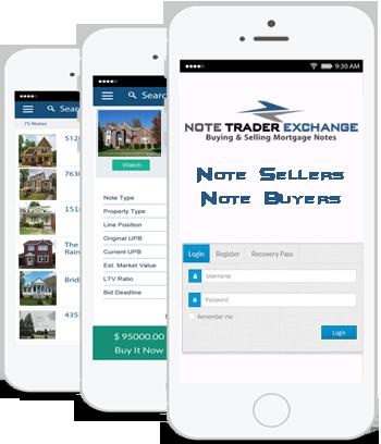 Note Trader Exchange
